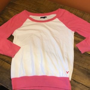 American outfitters lightweight sweatshirt